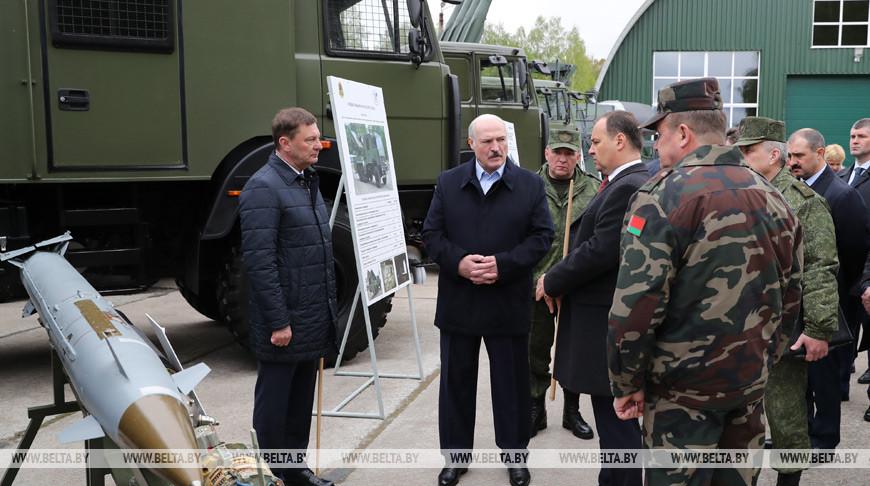 Лукашенко понадобилась своя ракета с дальностью пуска до 300 км
