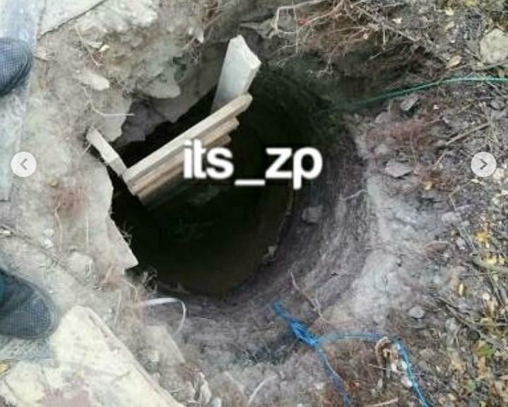 В Запорожье мать заключенного вырыла туннель для побега сына