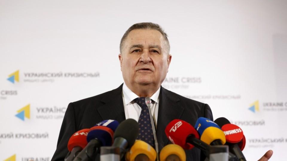 Марчук: Простого решения конфликта на Донбассе не будет