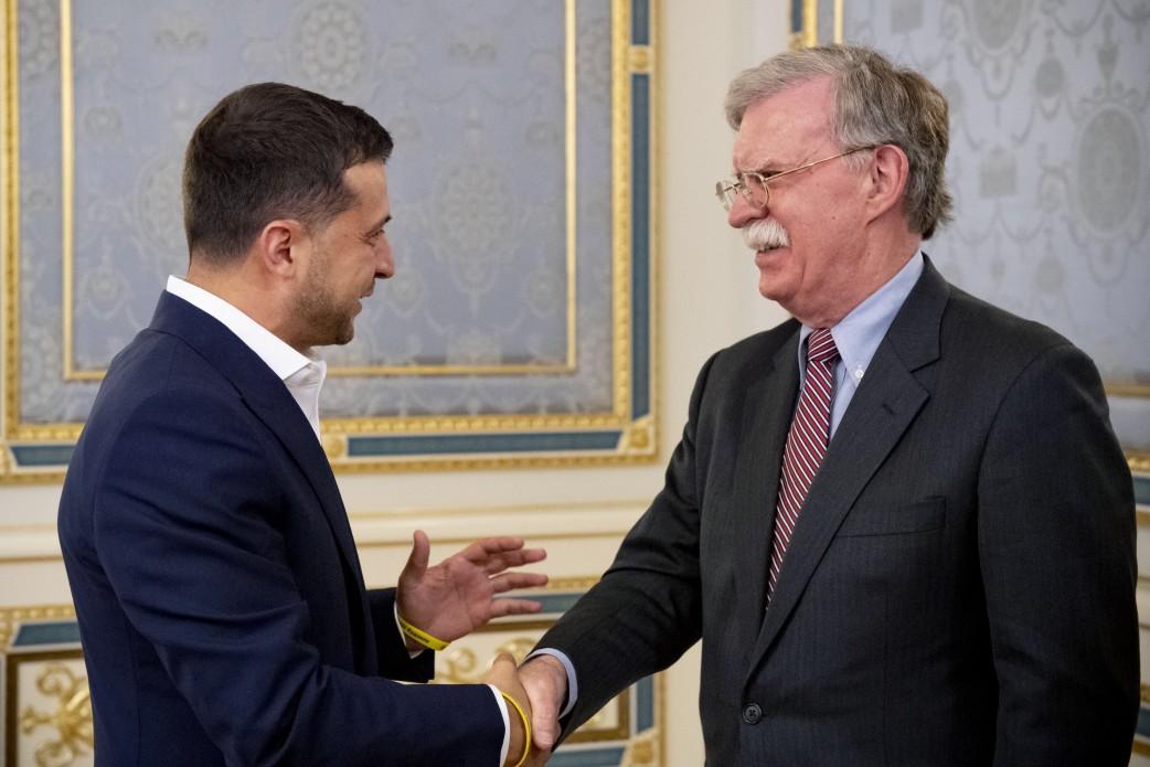 """Зеленский пригласил США присоединиться к """"Нормандскому формату"""""""