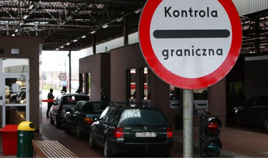 На границе с Польшей остановили авто с бывшей женой Князева и 500 тыс. е...
