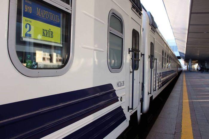 Нападение на женщину в поезде: сотрудников Укрзализныци уволят