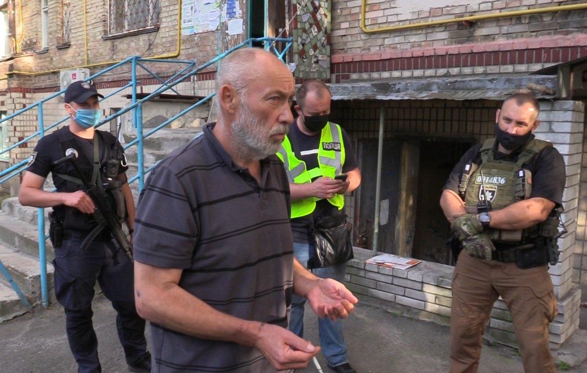 Освобожден бизнесмен, похищенный в Киеве 1 июля, – Аваков