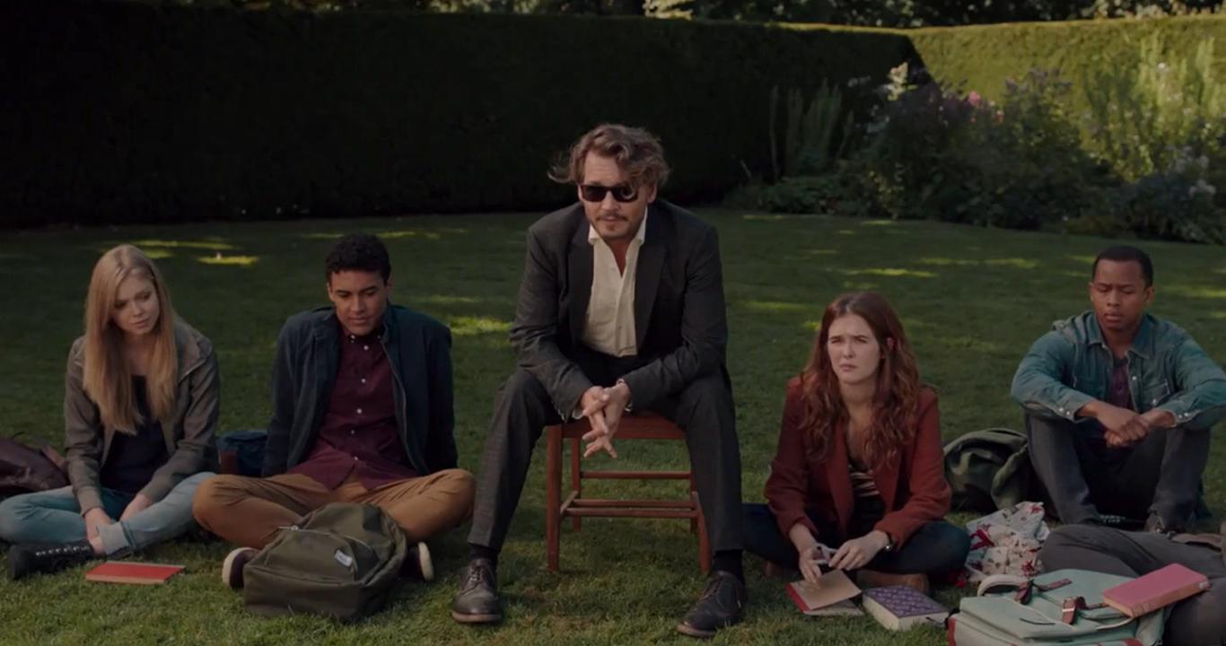 """Куда уехал Джонни Депп. Три причины посмотреть фильм """"Ричард говорит """"Пр..."""
