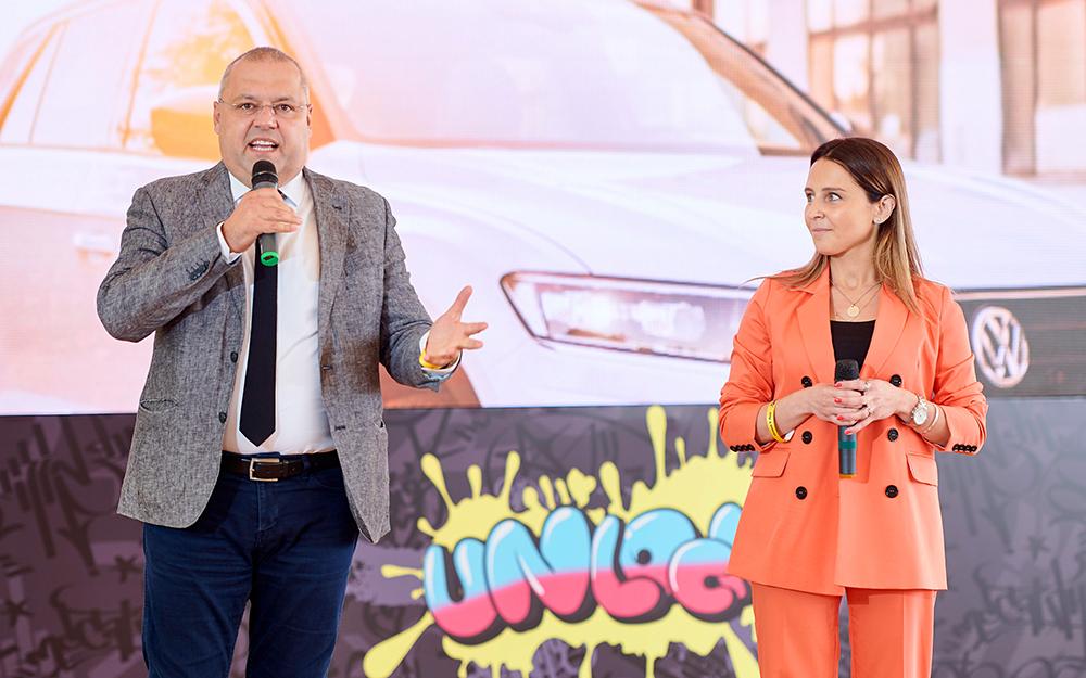 Volkswagen презентував в Україні новий кросовер T-Roc