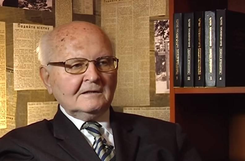 Умер один из лидеров ОУН 98-летний Омелян Коваль