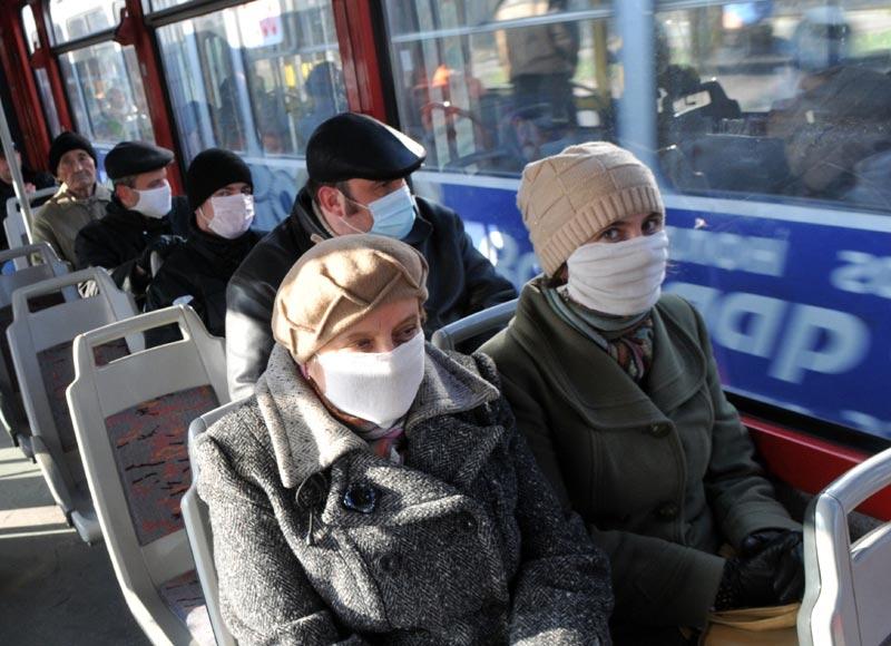 Эпидемический порог заболеваемости гриппом превышен в 11 областях
