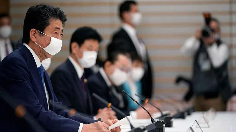 В Японии отменено чрезвычайное положение, введенное из-за коронавируса