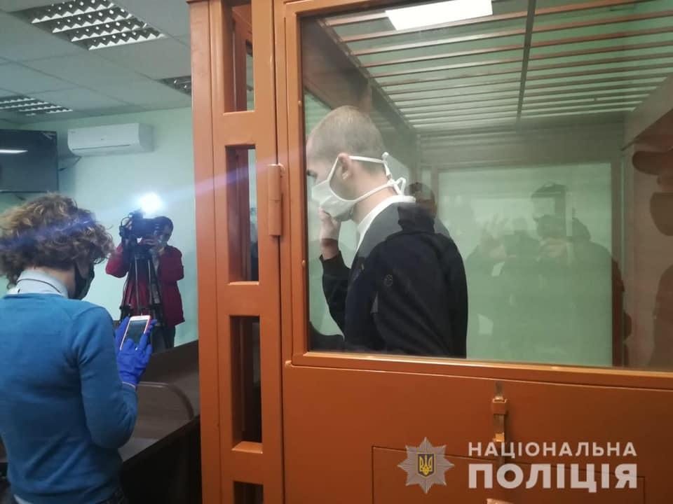 """Перестрелка в Броварах: суд арестовал 11 """"хулиганов"""""""