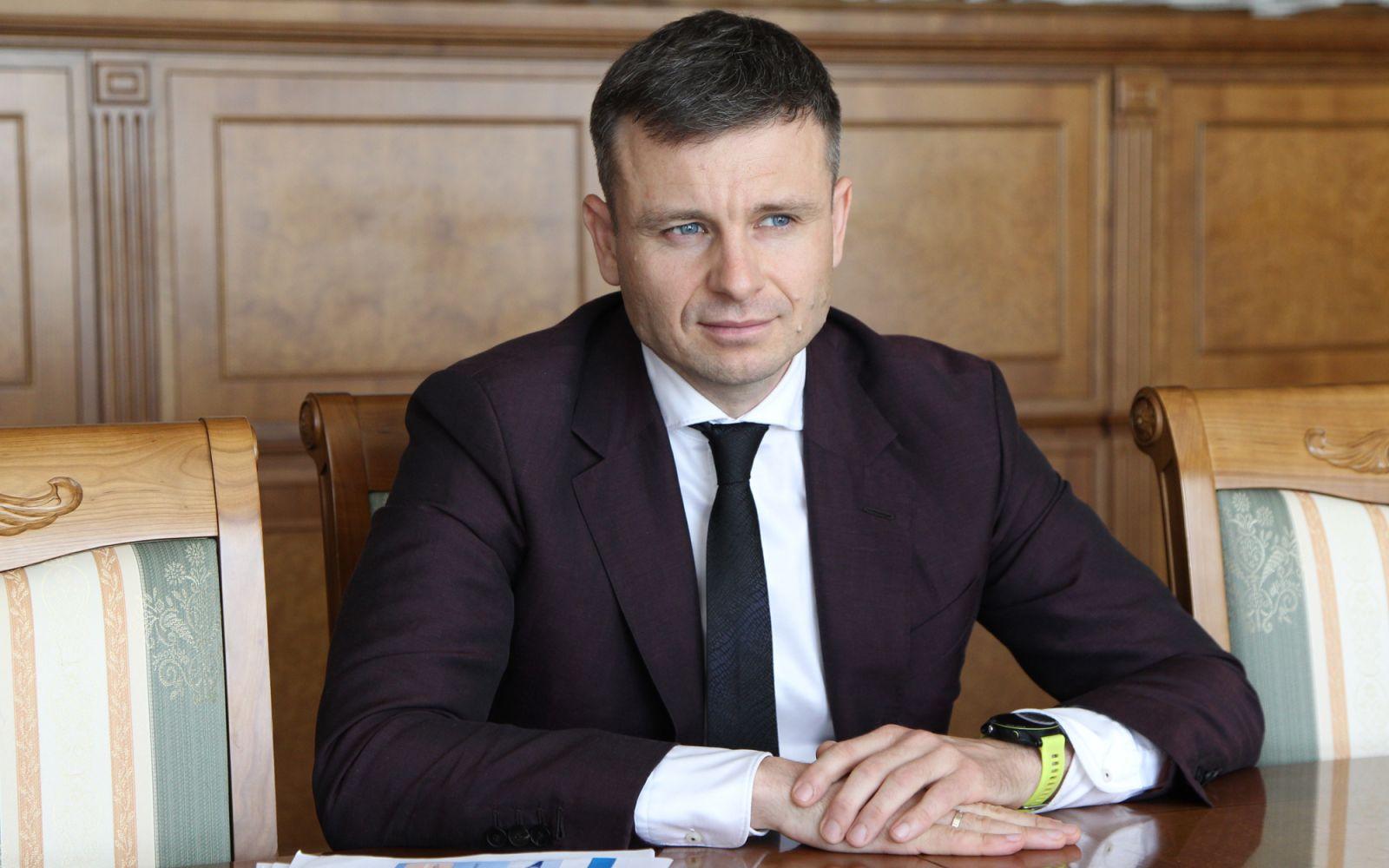 Страж доверия. Глава Минфина Марченко — о госдолге, отношениях с МВФ и о...