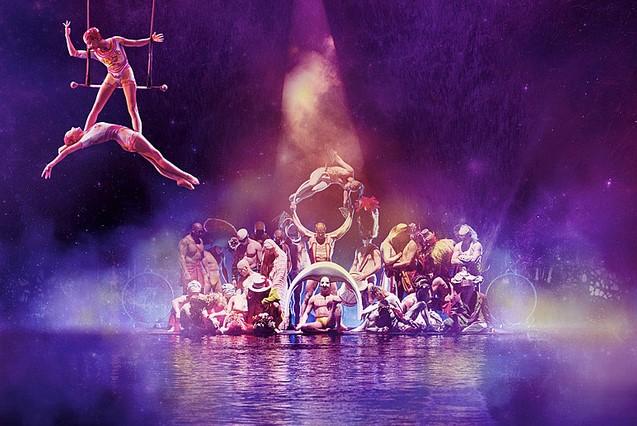 Cirque du Soleil из-за миллиардных убытков объявил о банкротстве