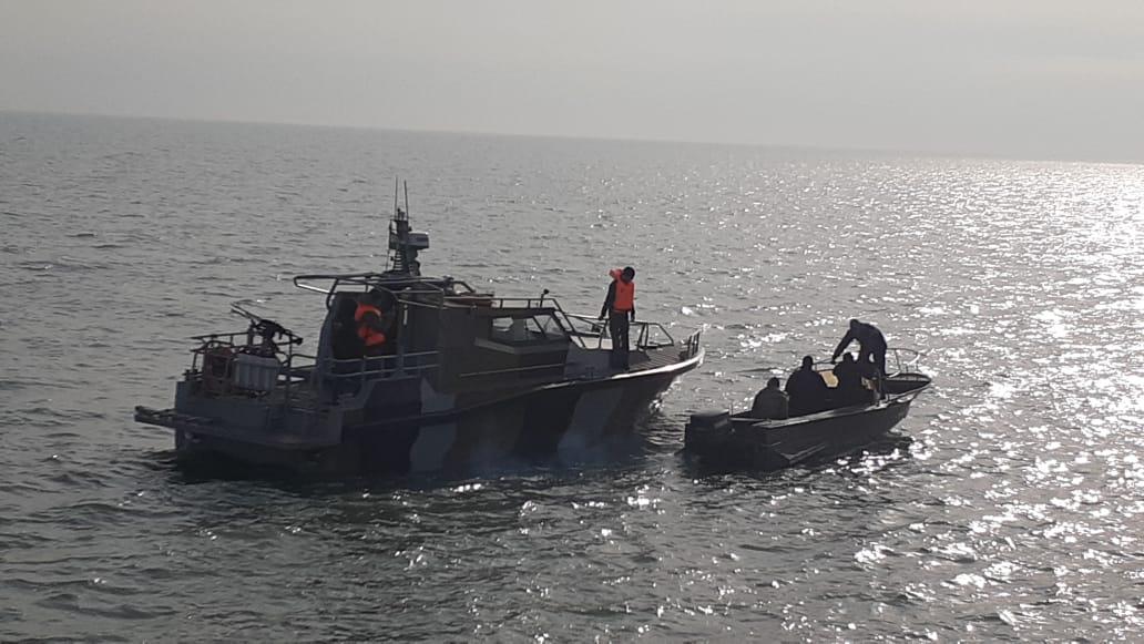Рыбаки, которых задержала ФСБ в Азовском море, вернулись в Украину