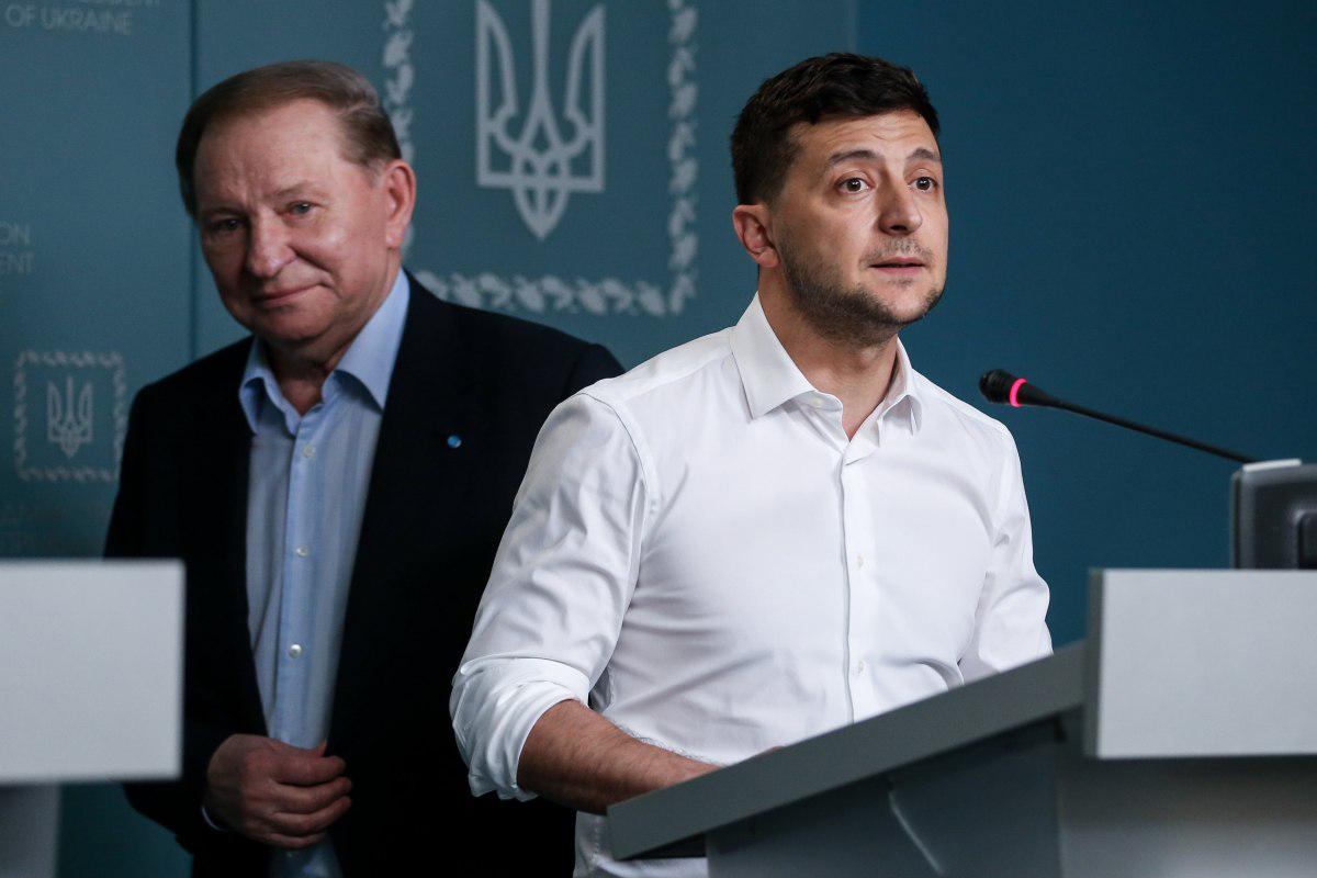 Зеленский сегодня – это Кучма вчера. Почему новая власть решила сократит...