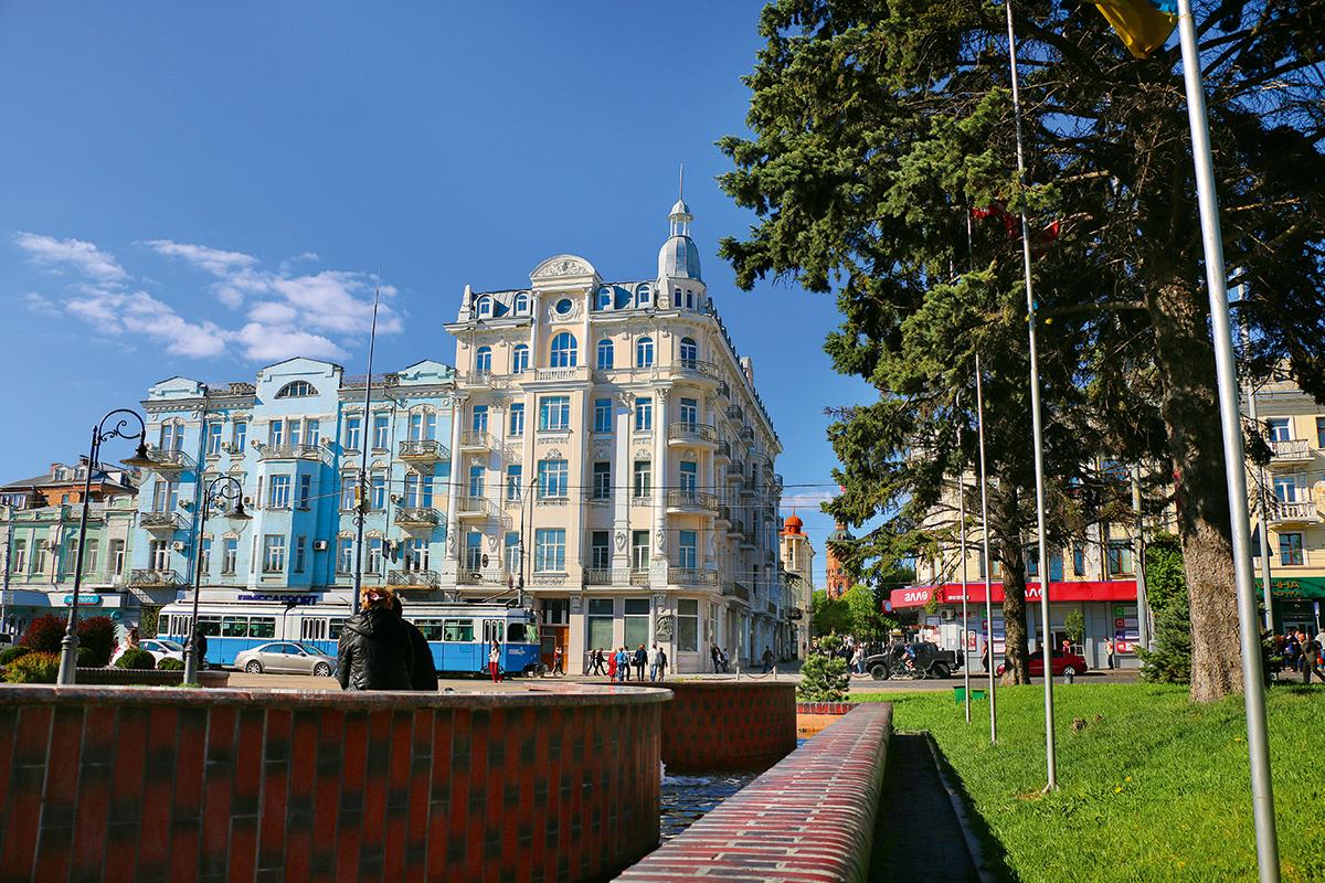 """Отель """"Савой"""": в XX веке эта гостиница была лучшим зданием в Виннице"""