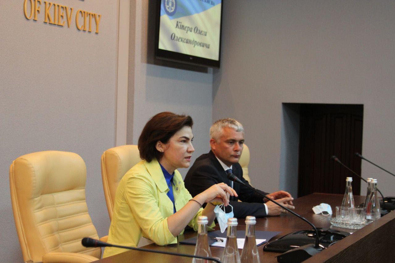 Назначен новый прокурор Киева