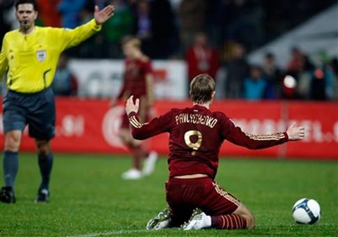 Словения не пустила Россию на Чемпионат мира