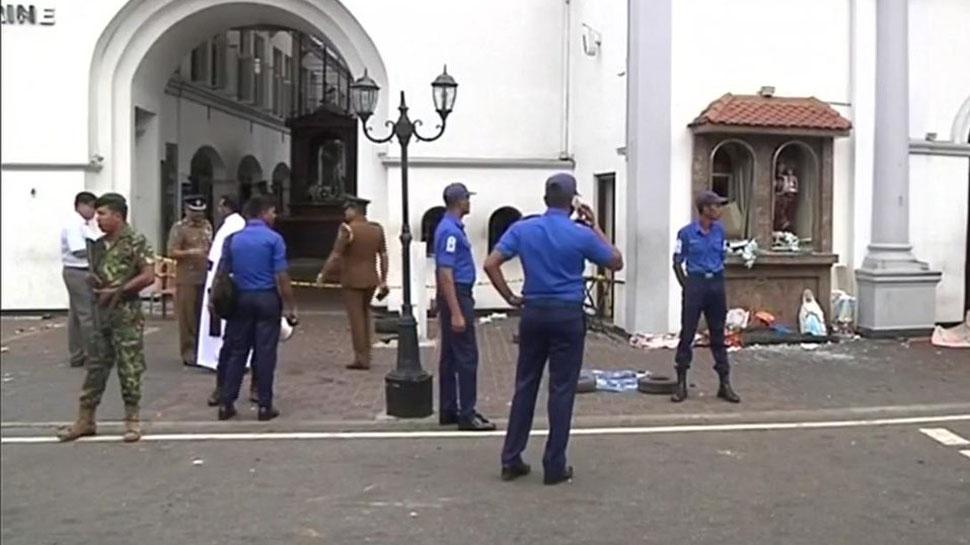 На Шри-Ланке около железнодорожной станции задержали трех людей с 1 кг в...