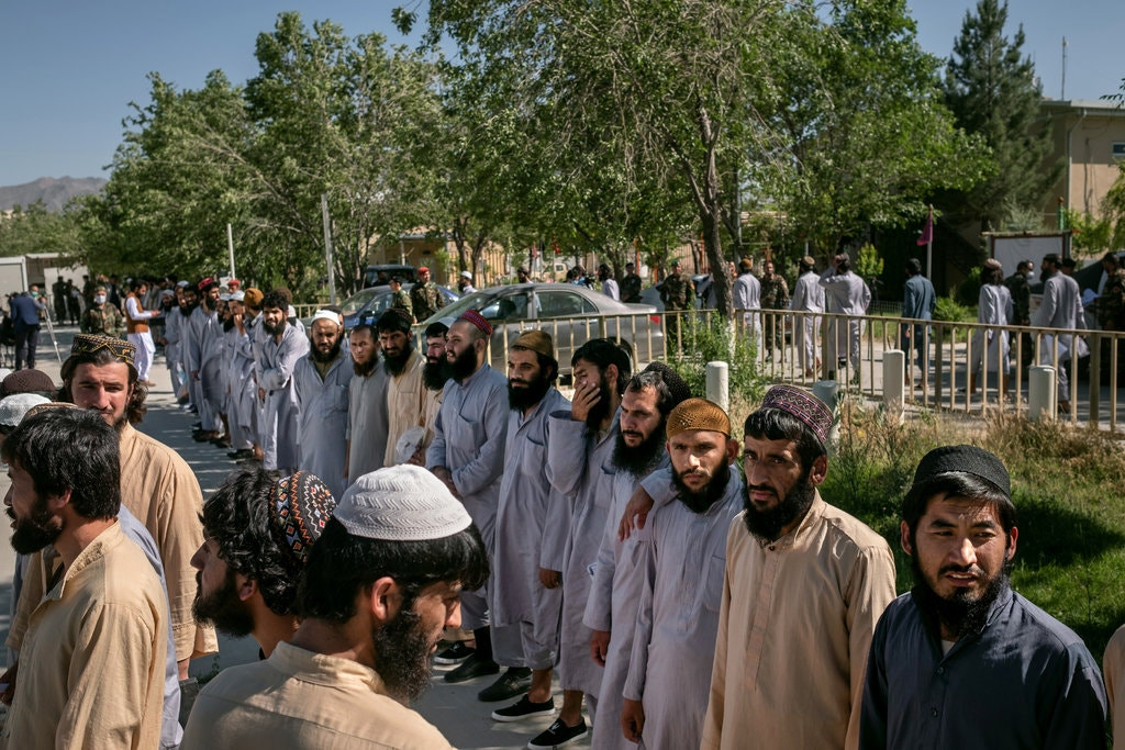 У США нет доказательств сговора России и талибов, – Пентагон
