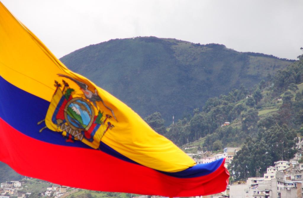 Украина вводит безвизовый режим с Эквадором