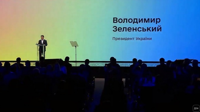 """""""Это – начало новой реальности"""": Зеленский обещает, что в 2021 году Укра..."""