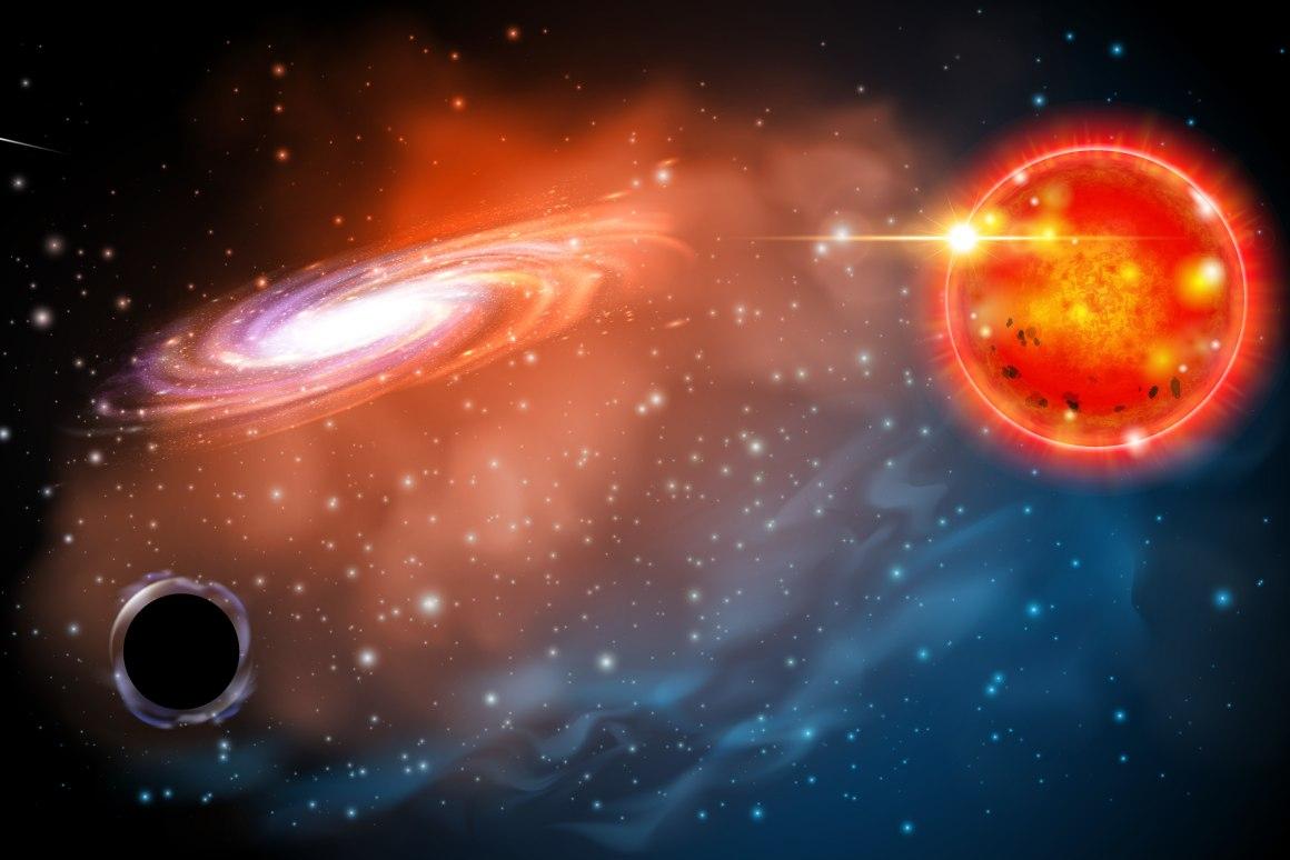Астрономы нашли самую маленькую черную дыру из когда-либо обнаруженных