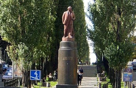 27 ноября в Киеве коммунисты откроют памятник Ленину