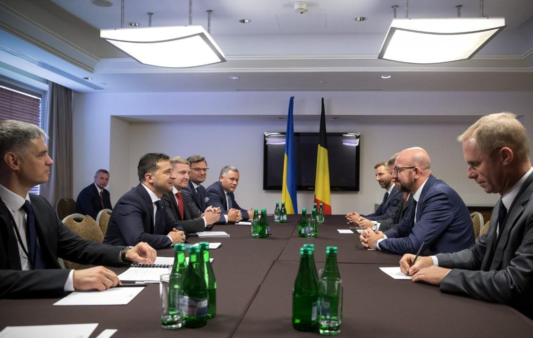 Бельгия поприветствовала возобновление переговоров в нормандском формате