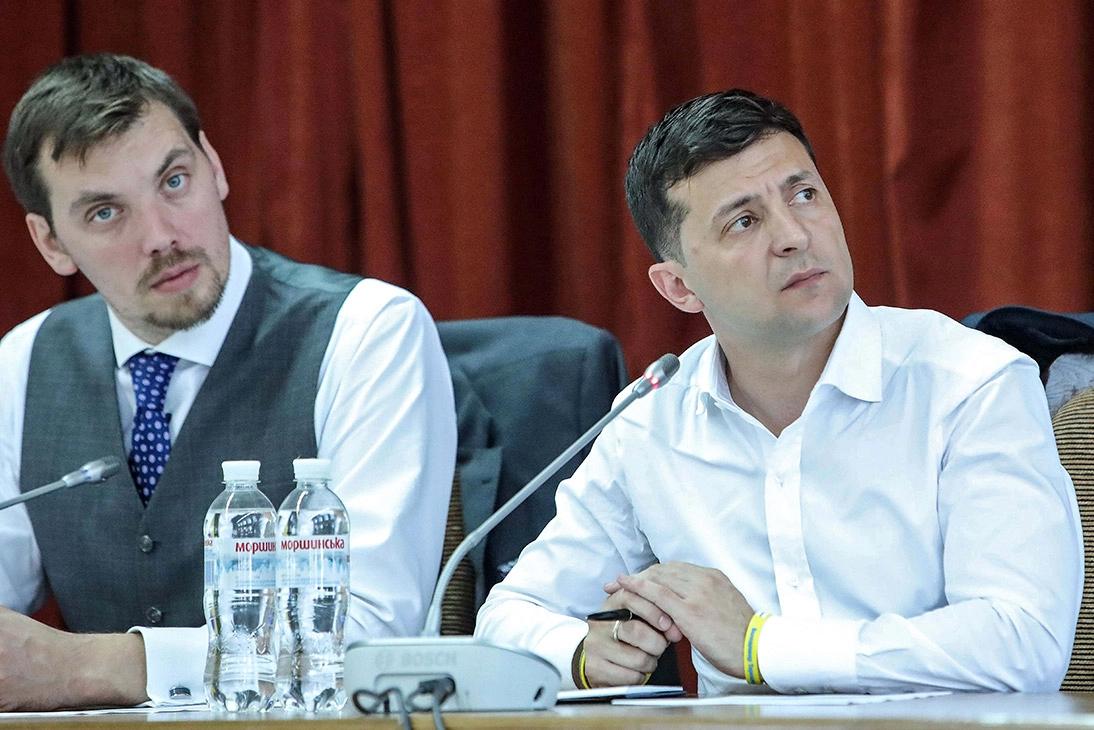 Как Зеленский будет увольнять Гончарука. Можно ли уволить премьера, если...