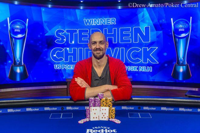 Британец выиграл 216 тыс. долларов в турнире по покеру