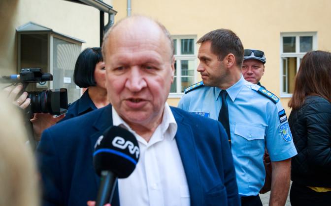 Глава МВД Эстонии хочет отменить безвиз для украинцев