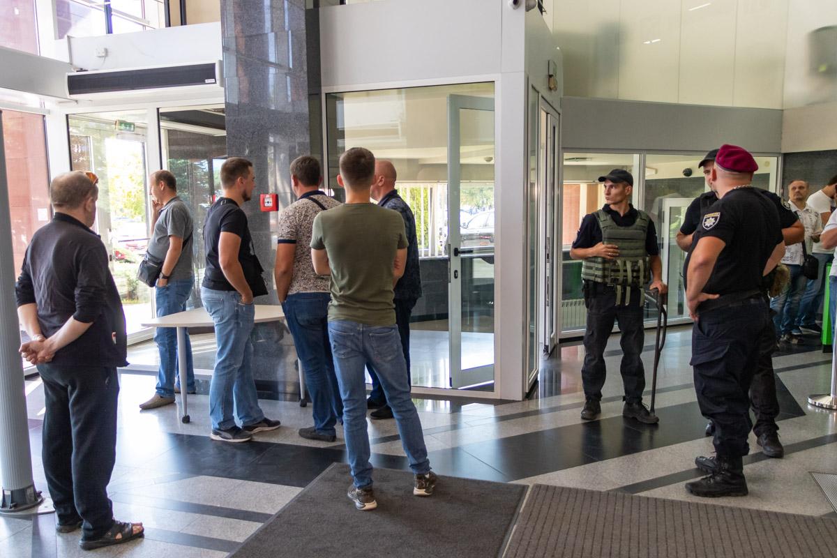 В ПриватБанке назвали причину обысков в их главном офисе