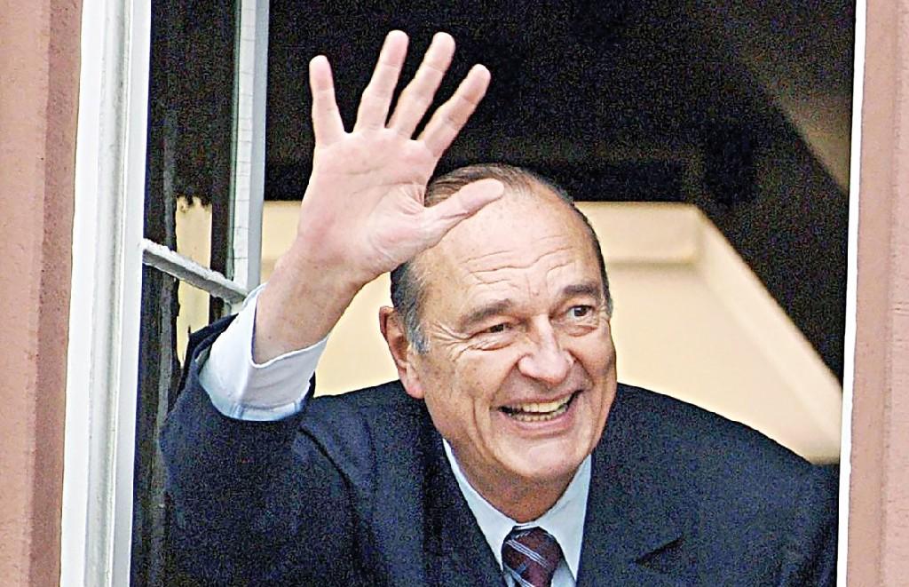 Жак Ширак, президент Франции, знаменитости умершие в 2019, фото