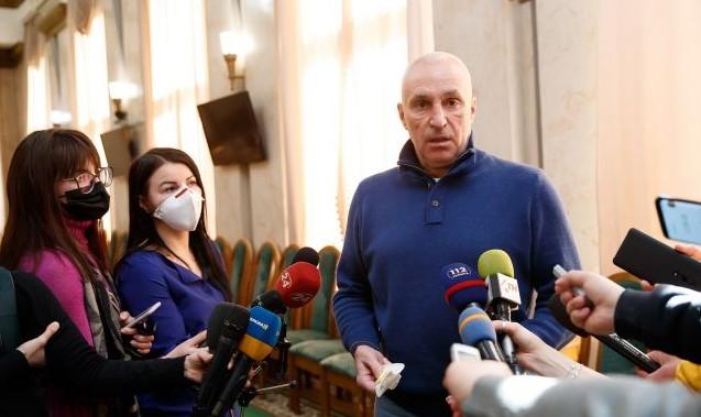 Ярославский отчитался по ПЦР-тестам из Китая и попросил Зеленского об од...