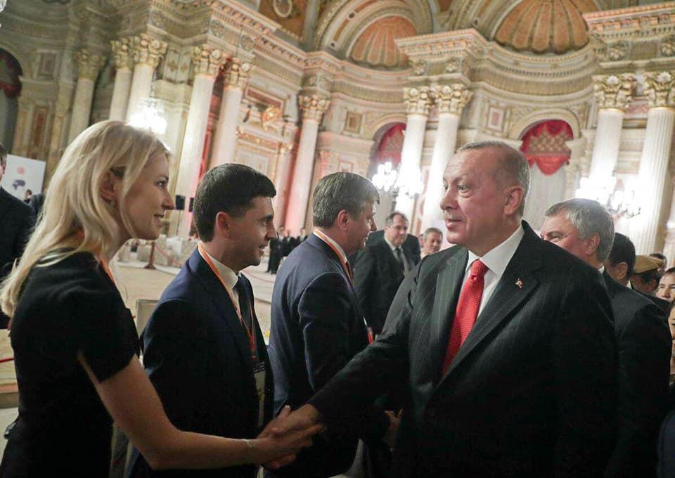 """Меджлис назвал визит Поклонской и Бальбека в Турцию """"досадным недоразумением"""""""