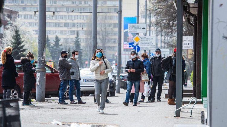 Журналисты объяснили, почему в Киеве резко улучшились показания заболева...