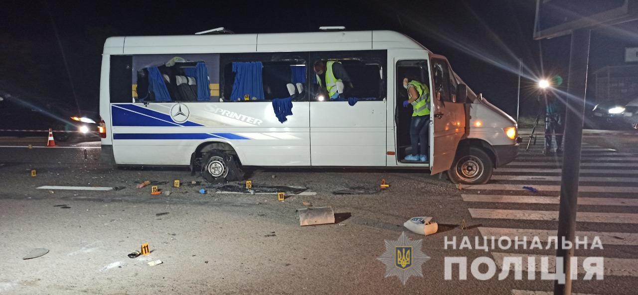 Полиция пока рассматривает нападение под Харьковом как хулиганство