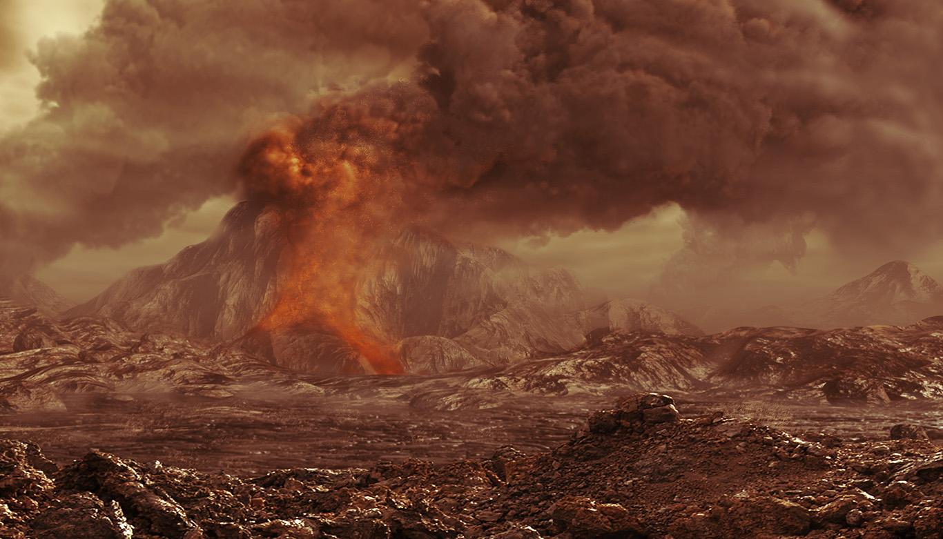 Не Марсом единым. Как Венера превратилась в кислотный ад и почему ее сто...