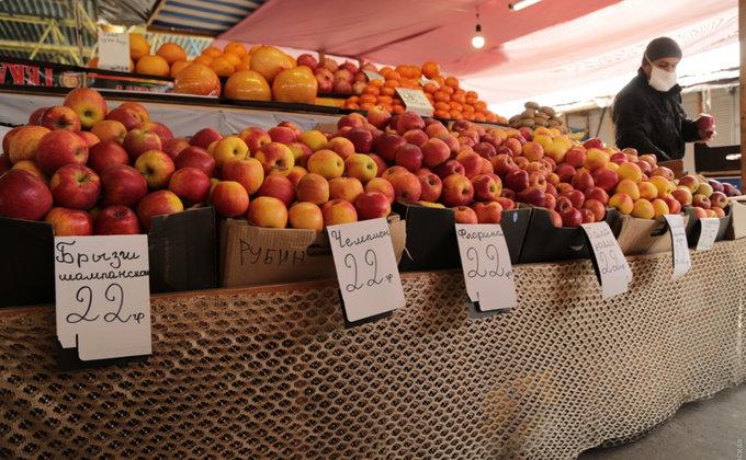 Минздрав назвал шесть условий для работы продуктовых рынков