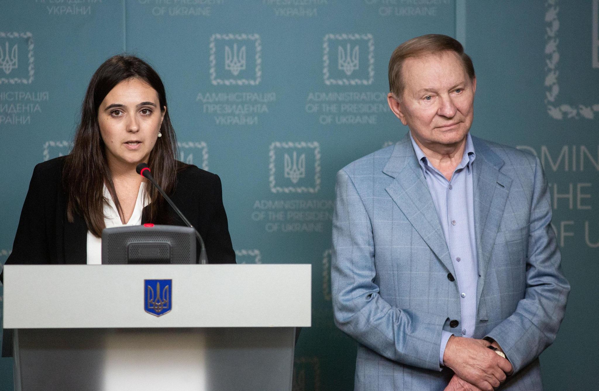 """""""Дорожную карту"""" по Донбассу покажут после согласования с участниками пе..."""