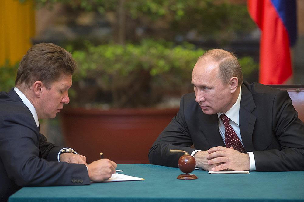 В Газпроме хотят поставлять газ в Украину напрямую