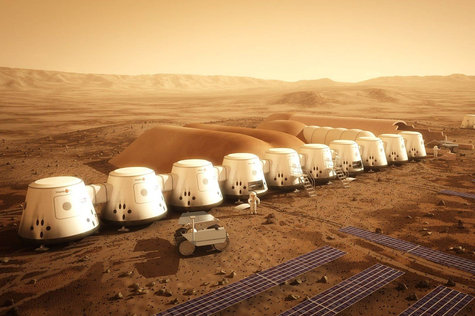 Переезд на Марс отменяется: компания Mars One обанкротилась