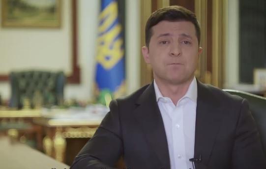 Выход из карантина в Украине начнется при двух условиях, – Зеленский