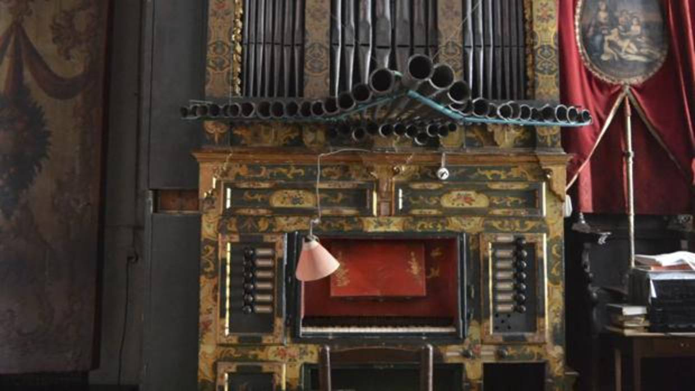 Монахинь в Испании оштрафовали на €170 000 из-за органа