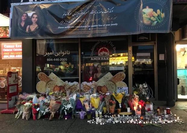 Тысячи канадцев почтили память жертв авиакатастрофы в небе над Ираном