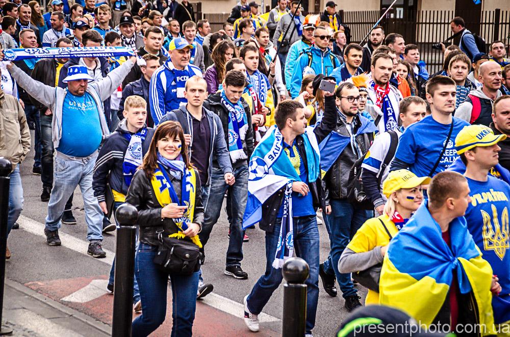 Большинство украинцев считают, что страна движется в правильном направле...
