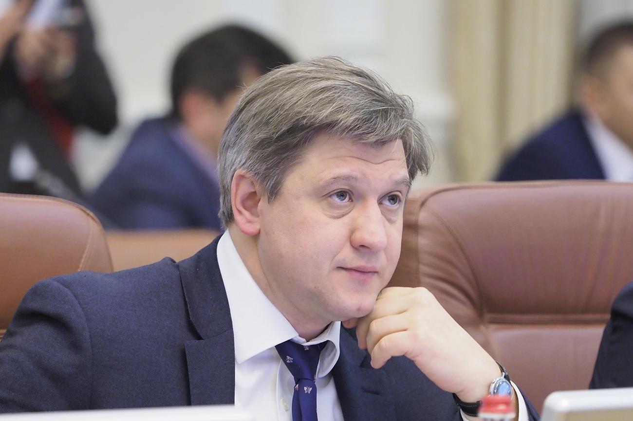 Данилюк: Зеленский восстановил верховенства права, вернув паспорт Саакаш...