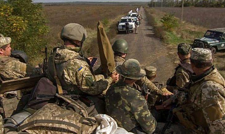 ОБСЕ: Отвод сил и средств в районе Петровского начнется в субботу