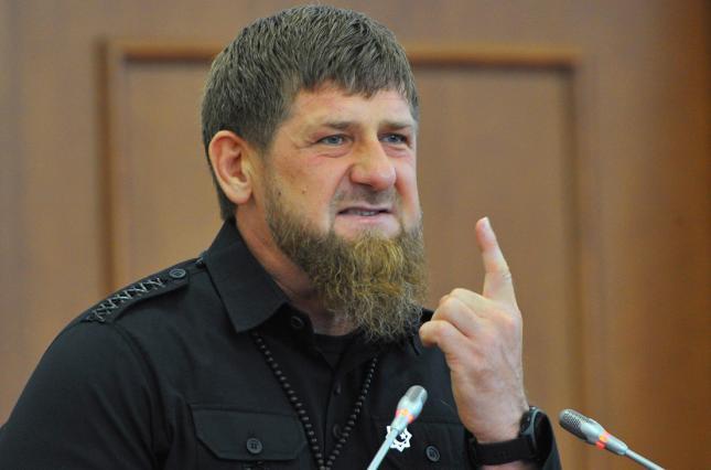 В Кремле прокомментировали обращение Кадырова к Зеленскому о Донбассе