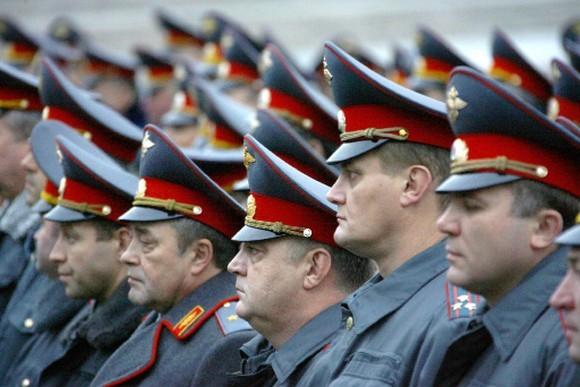 Российским полицейским запретили ездить за границу, - СМИ