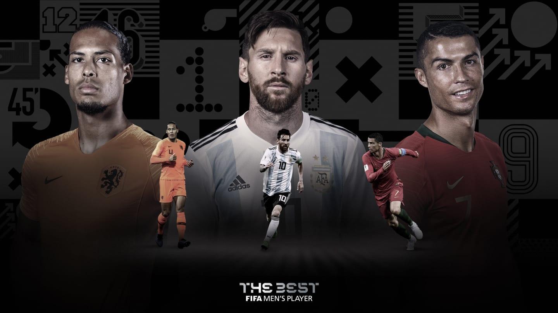 Роналду в ауте: ФИФА признала Лионеля Месси лучшим футболистом года